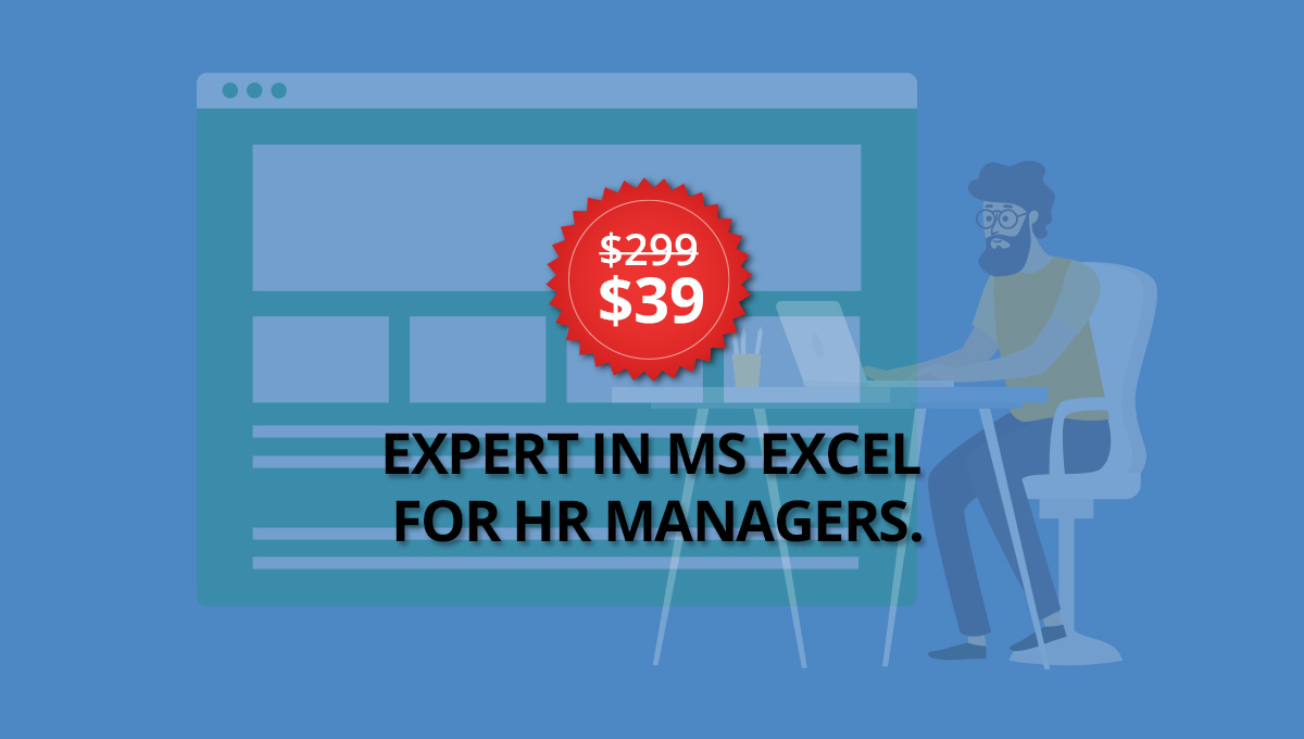 Expert In MS Excel For HR Managers